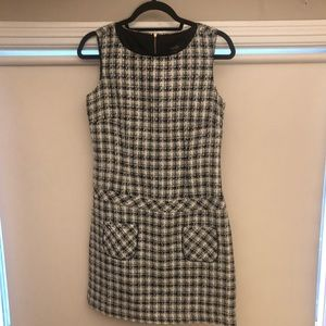 Laundry by Shelli Segal Tweed Dress